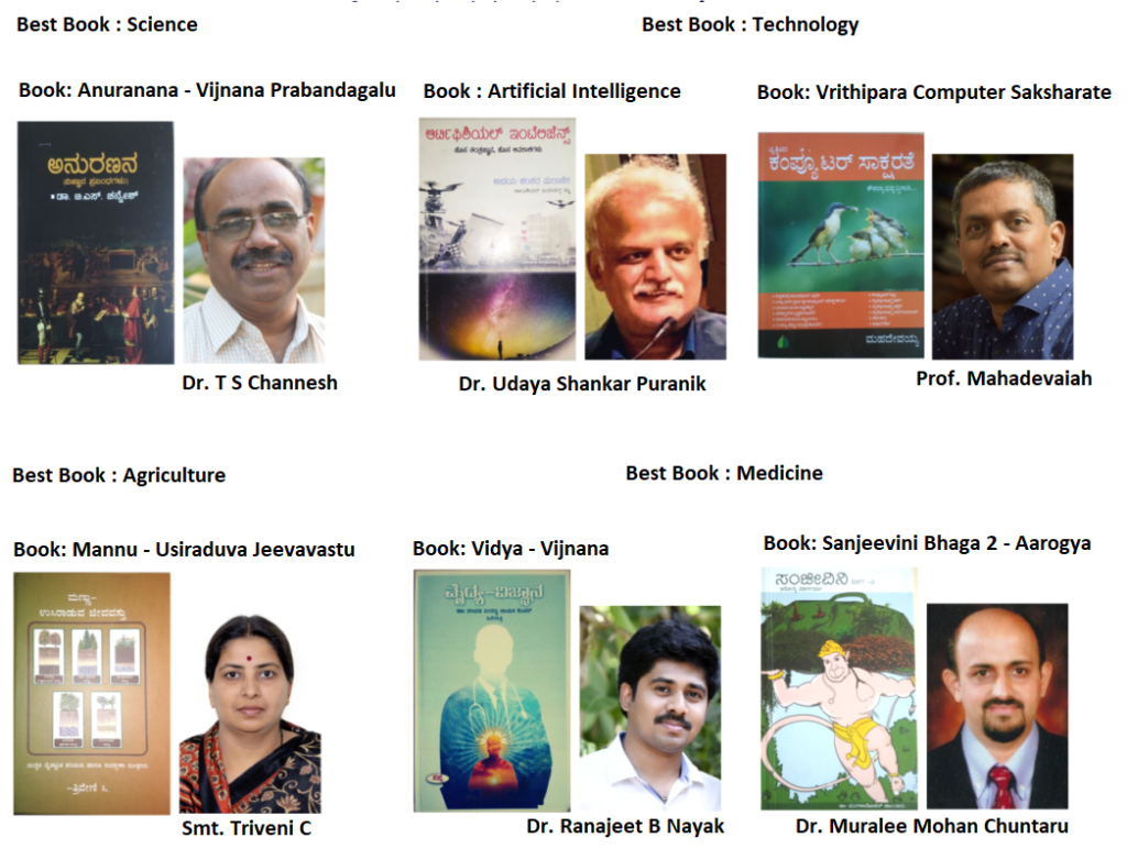 Image showing Best Writer Award 2017-18