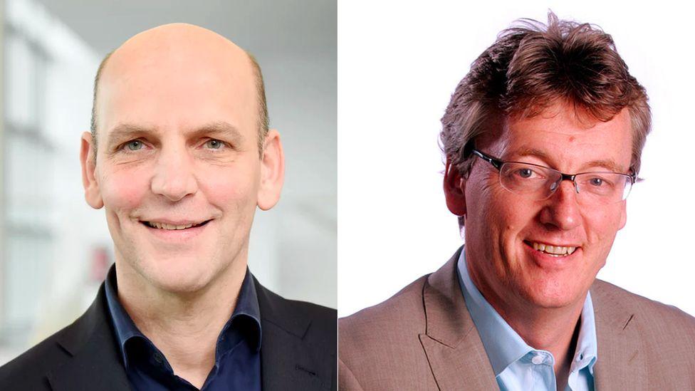 Prof. Benjamin List and Prof. David MacMillan