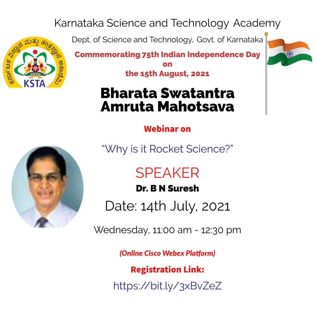 Dr. B N Suresh Lecture
